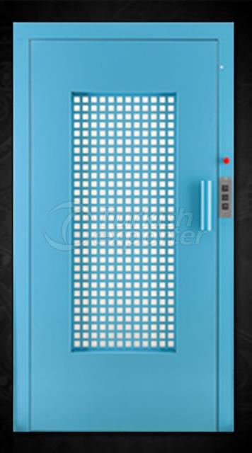 Special Industrial Doors Production-Kod: A-101