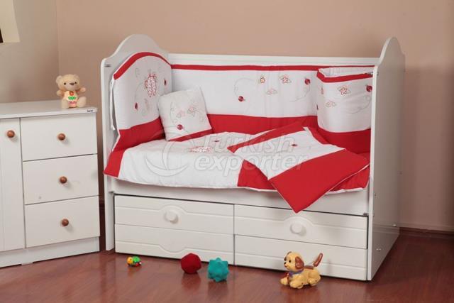 70-130-60-120 Sleep Sets Uğur Böceği