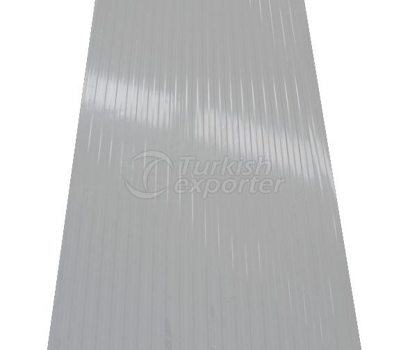 Grooved Surface Sandwich Panels