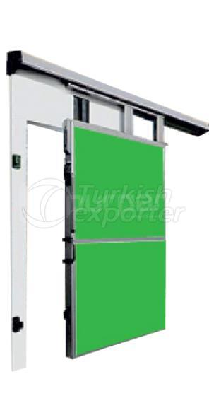Monorail Door