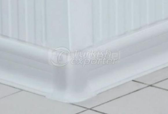 PVC Accessories ceiling corner sittings