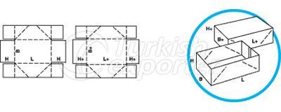 Telescope-Type Boxes 0303