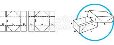 Telescope-Type Boxes 0304