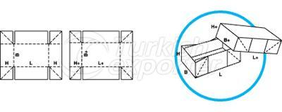 Telescope-Type Boxes 0308