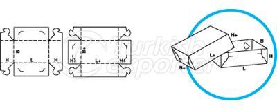 Telescope-Type Boxes 0307