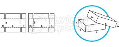 Telescope-Type Boxes 0300