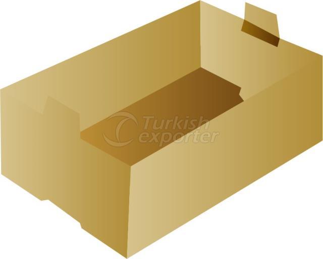 Die-Cut Box