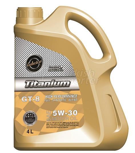5W30 Motor Oil