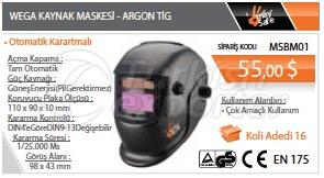 Wega Welding Mask