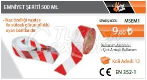 Safety Tape 500mt