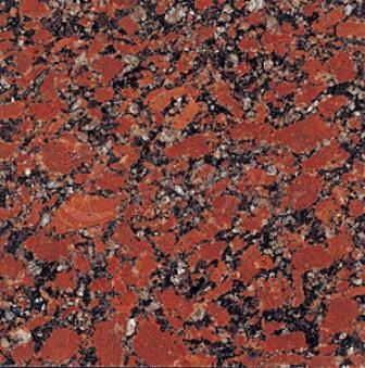Granite Santiago Red