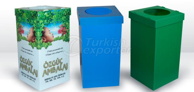 Recycled PP Boxes