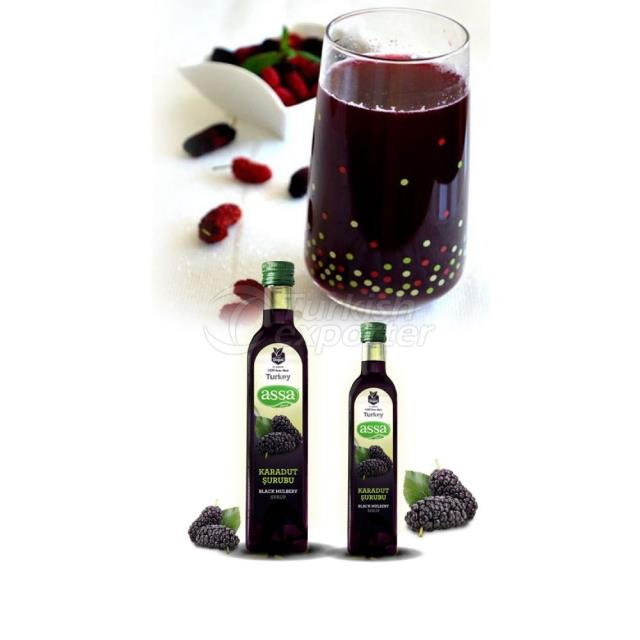 Black Mulberry Syrup