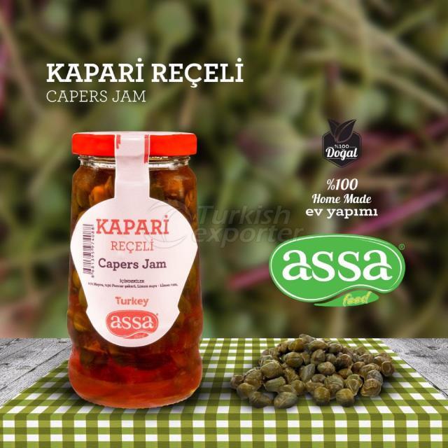 Capers Jam