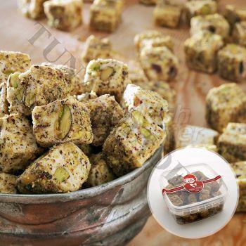 Double Roasted Pistachio Turkish Delight
