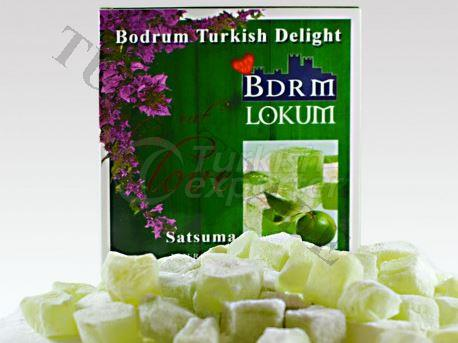 Satsuma Turkish Delight