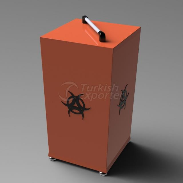 A100 Medical Waste Container