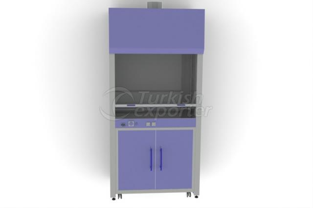 Ç10 Fume Hood with Cabinet