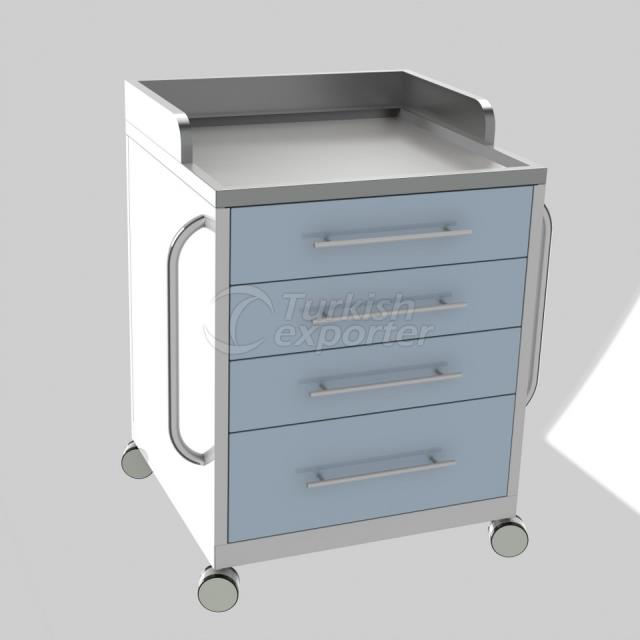 A40 Trolley with Drawer