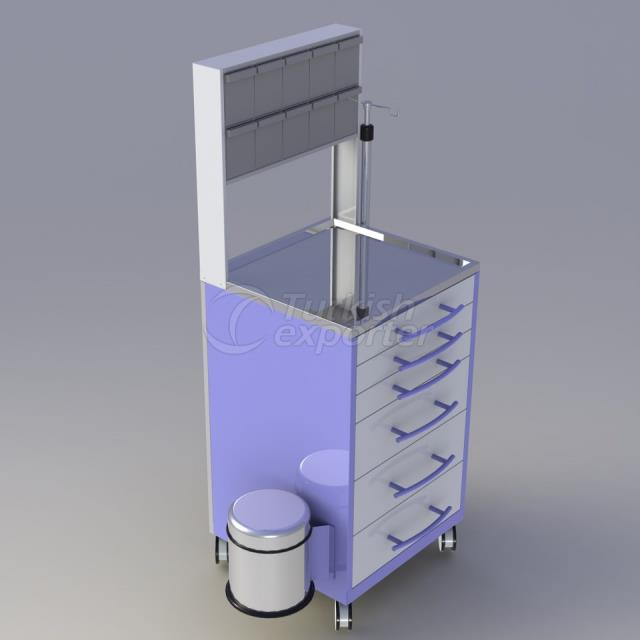 A30 Anesthesia Trolley