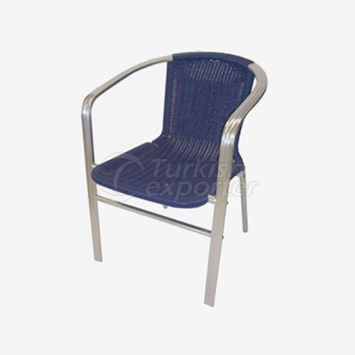 Aluminium Chairs MA 702 ALO