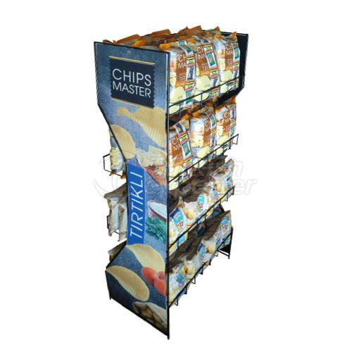Chips Master Stand