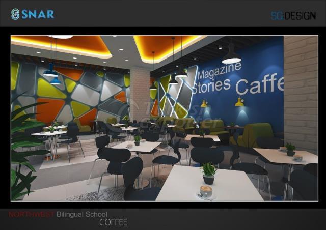 Nortwest Cafe