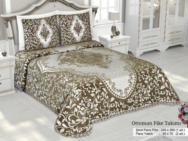 Ottoman Pique Set