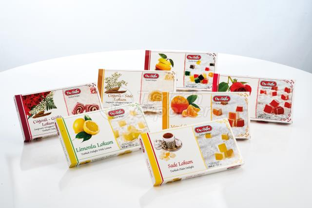 STANDART TURKISH DELIGHT BOXES