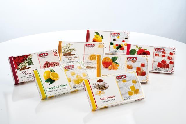 STANDART TURKISH DELIGHT BOXES