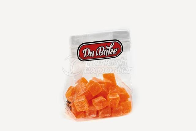 Mini Turkish Delight With Tangerine