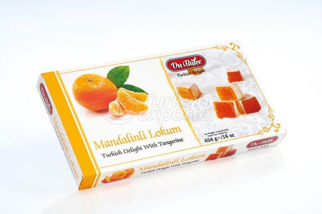 Turkish Delight With Tangerine