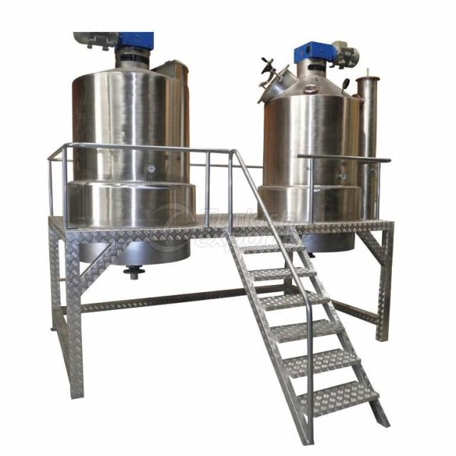 Molassses Decoction Machine