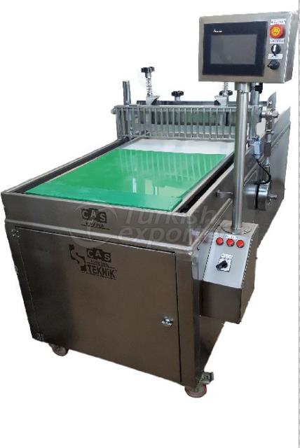 PLC Turkish Delight Cutting Machine