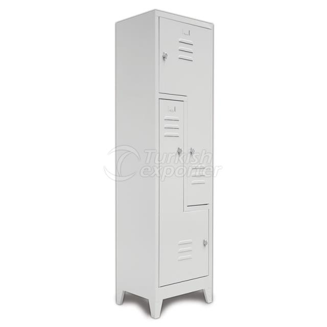 Covered Lockers BD.21.52.94
