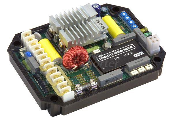 Mecc Alte – UVR6 AVR Card