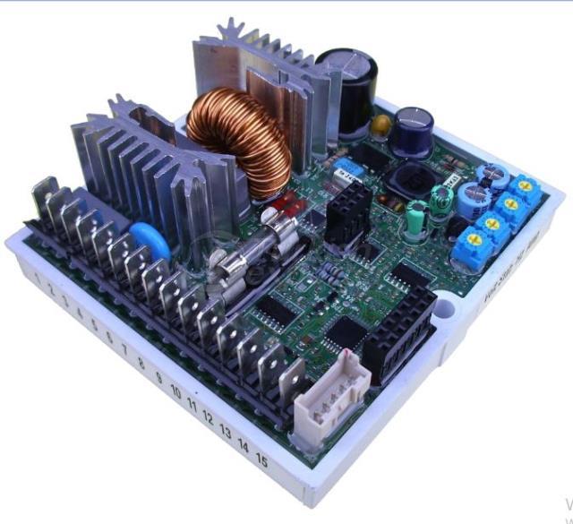 Mecc Alte – DSR AVR Card