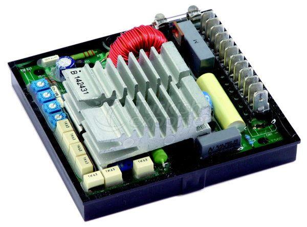 Mecc Alte – SR7 AVR Card