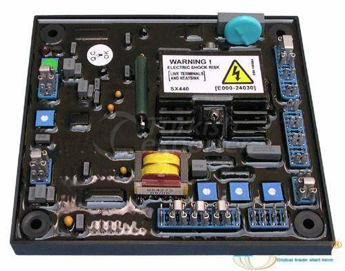 Stamford SX440 AVR Kartı