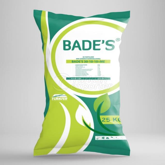 BADES 30-10-10-ME