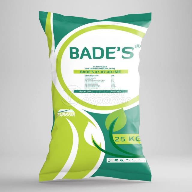 BADES 7.7.40-ME