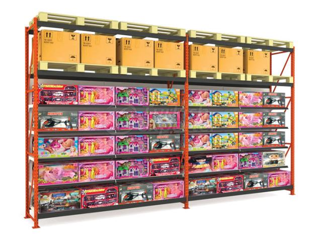 Toystore Shelf Systems