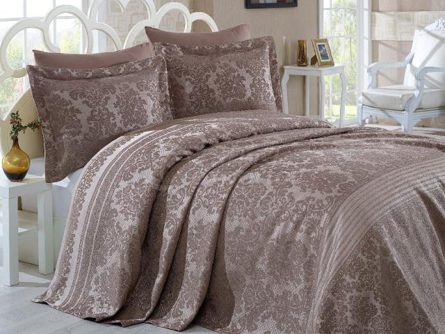 Simay Chenille Jacquard Bedspread