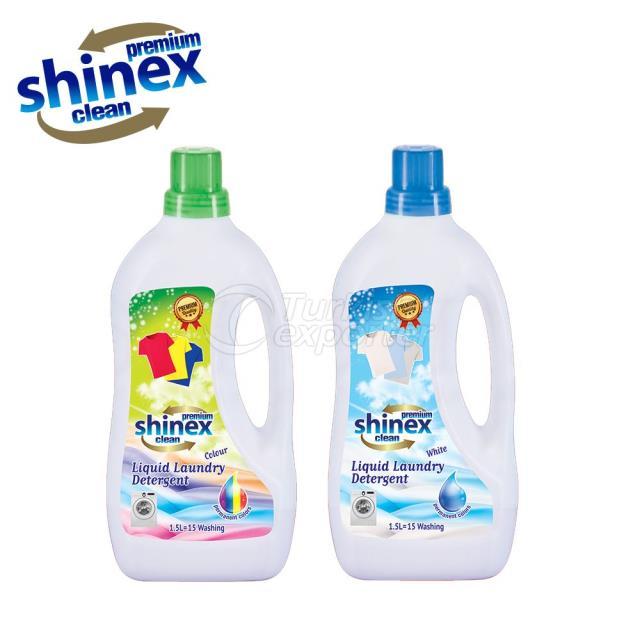 Shinex Liquid Laundry Detergent  L