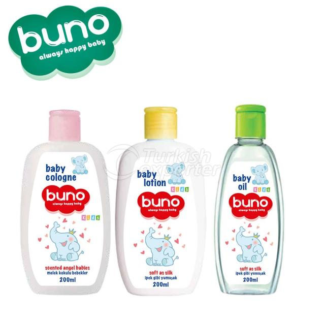Buno Baby Care Product