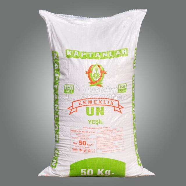Bread Flour Green