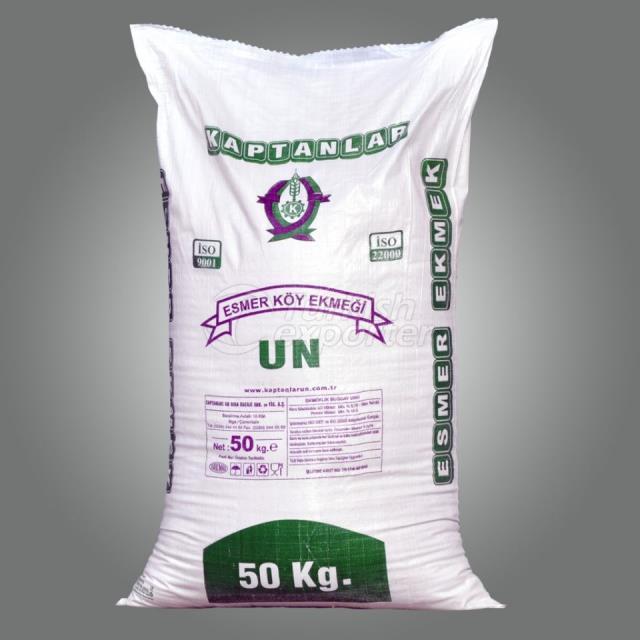 Brown Village Flour