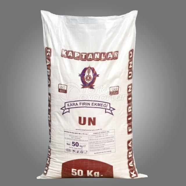 Bread Flour for Special Use