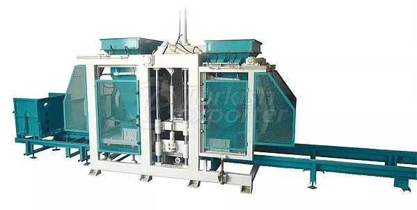 Concrete Block Machine COB518