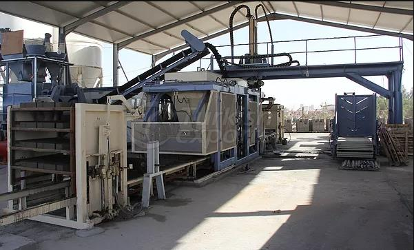 Concrete Block Machine COB 1025